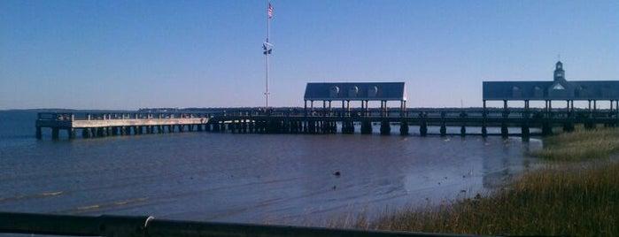 Fleet Landing is one of Charleston, SC.