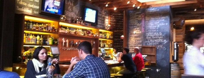 City Tavern Culver City is one of I love LA...we LOVE IT!.