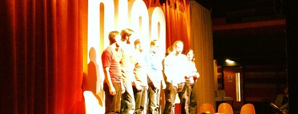 The Glee Club is one of Lights, luvvies and laughter.