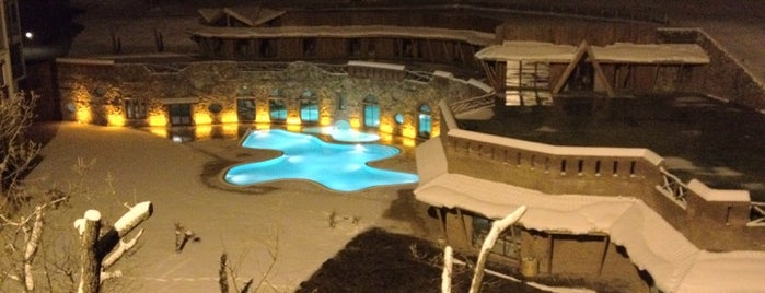Gazelle Resort & Spa is one of Bolu.