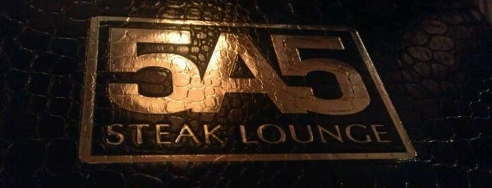 5A5 Steak Lounge is one of SF Nightlife.