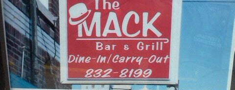 The Mack is one of South Saint Louis restaurants.