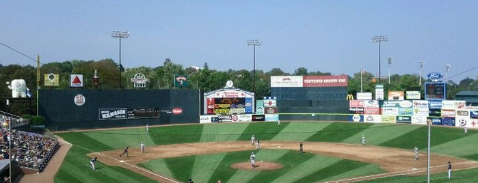 Hadlock Field is one of Red Sox Nation.