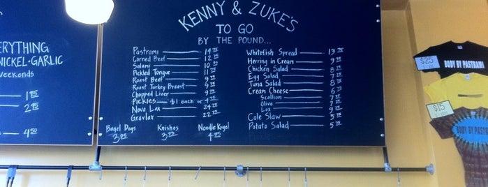 Kenny & Zuke's Delicatessen is one of PDX Hot Spots!.