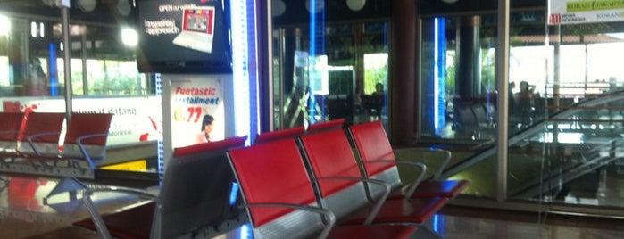 Gate D1 is one of Soekarno Hatta International Airport (CGK).