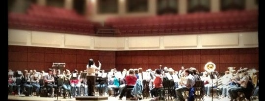 UAB Alys Stephens Center Jemison Concert Hall is one of What's great about our community?.