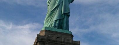 Statue of Liberty is one of New York City.