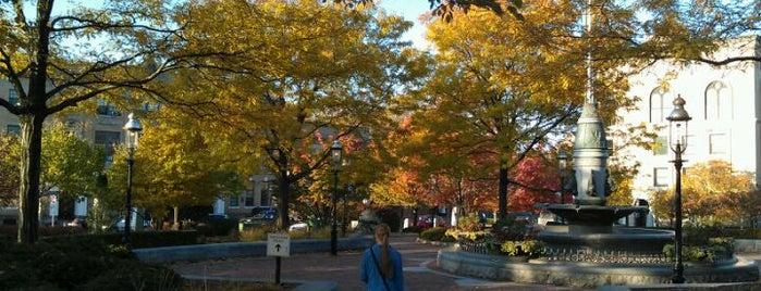 Paul Revere Park is one of Hub History.