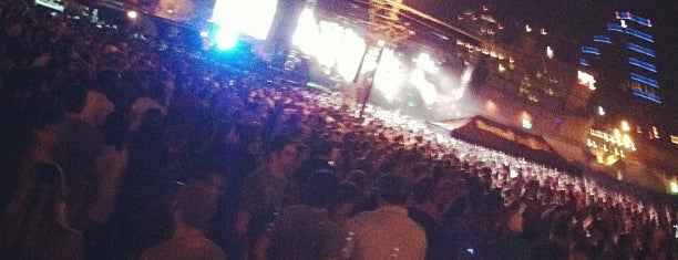 Sxsw 2012 Music Festival – Heart of Texas Rockfest Main Stage is one of Speakmans SXSW Venues in Austin.