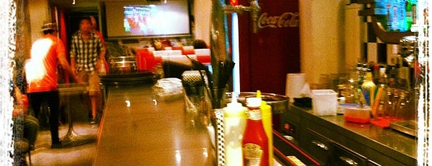 Big J's Burger is one of Restaurantes donde comer en Barcelona.
