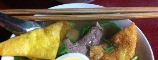 Mỳ Vằn Thắn Bình Tây is one of ăn uống Hn.