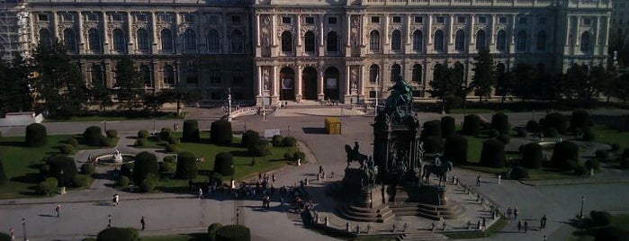 Naturhistorisches Museum is one of Vienna, Austria - The heart of Europe - #4sqCities.