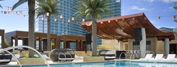Marquee Nightclub & Dayclub is one of Vegas.