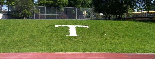 Tottenville High School is one of NYC Hurricane Evacuation Centers.