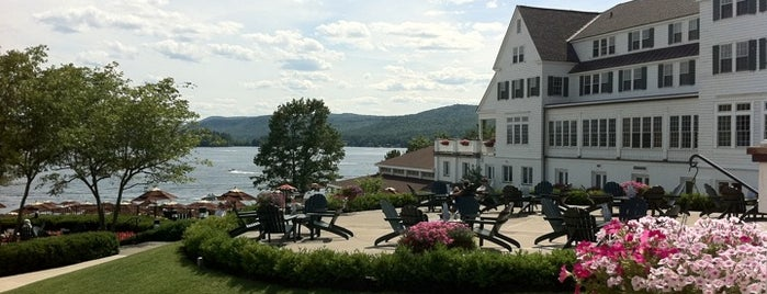 The Sagamore is one of Historic Hotels to Visit.
