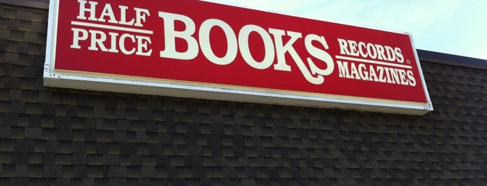 Half Price Books is one of City Pages Best of Twin Cities: 2014.