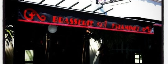 Brasserie 1901 is one of Commerces.