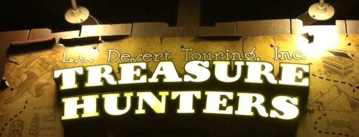 Treasure Hunters is one of Singapore's Today.