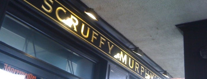 Scruffy Murphy's is one of Top 10 favorites places in Birmingham, UK.