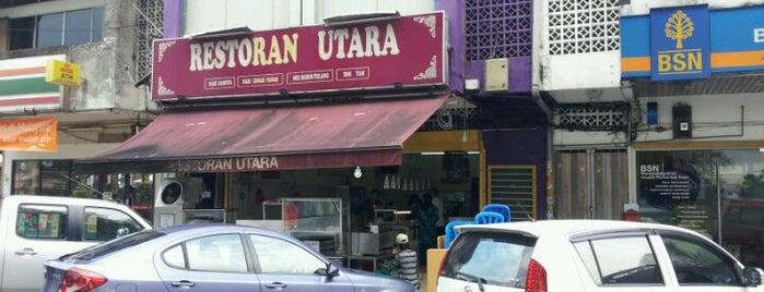 Restoran Sajian Utara is one of Makan @ PJ/Subang(Petaling) #3.