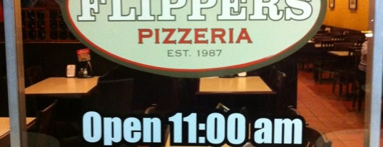 Flippers Pizzeria is one of The 15 Best Places for Pizza in Orlando.