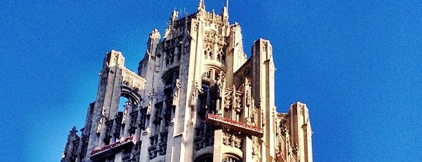 Tribune Tower is one of Two days in Chicago, IL.