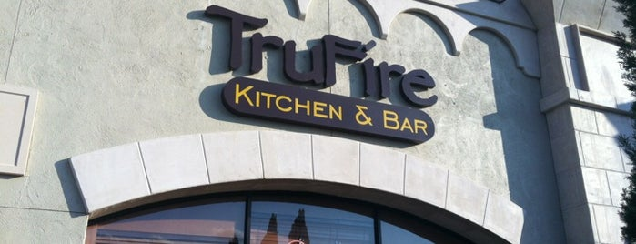 TruFire Kitchen & Bar is one of Dallas Resturants.