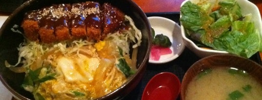 Donburi-ya is one of Japanese.