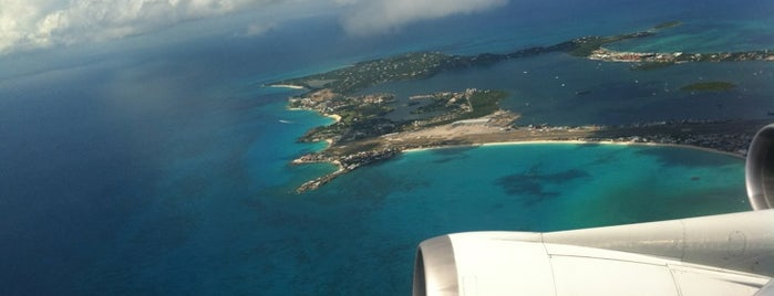 Princess Juliana International Airport (SXM) is one of Free WiFi Airports.