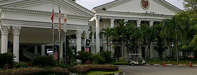 Kelab Golf Perkhidmatan Awam (KGPA) is one of Go Outdoor, MY #6.