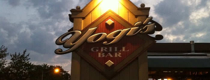 Yogi's Grill And Bar is one of Favorite Food.