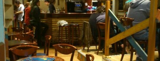 Couleurs Cafe  Rue Legraverend  Rennes