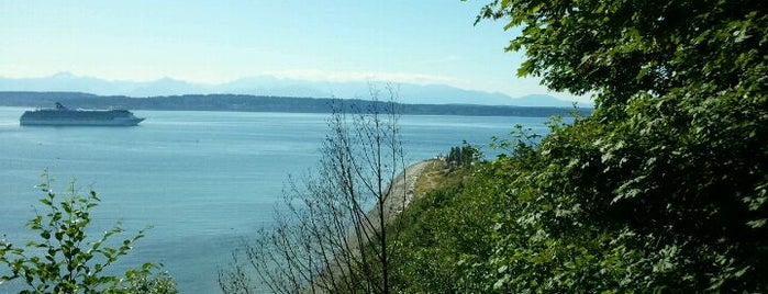 Discovery Park is one of Find Well-being in the City.