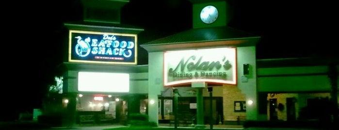 Nolan's is one of Favorite Restaurants.