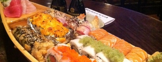 Shiki Sushi is one of Get in my belly.