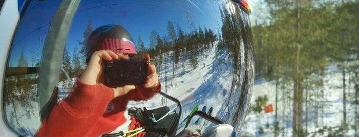 Ounasvaara is one of Rovaniemi in 5 days!.