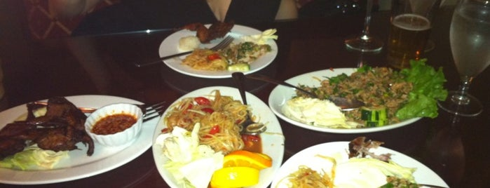 Savatdee Thai & Lao Cuisine is one of Seattle Met's Best Cheap Eats 2011.