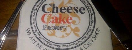 Cheese Cake Factory in Indonesia