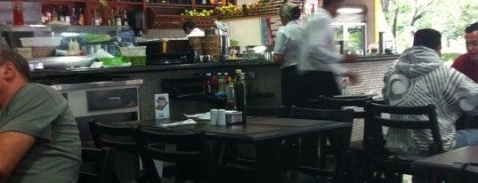 Bar & Café da Praça is one of No Visa, vale?.