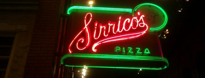 Sirrico's Pizza is one of Restaurantes en los que he comido!!!.