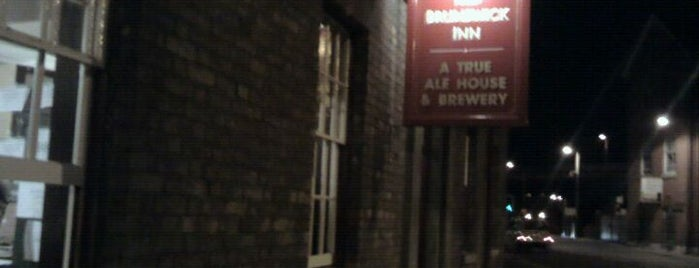The Brunswick Inn is one of Real Ale Pubs in Derbyshire.
