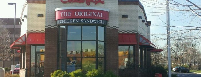 Chick-fil-A is one of The 15 Best Places for a Lemonade in Philadelphia.