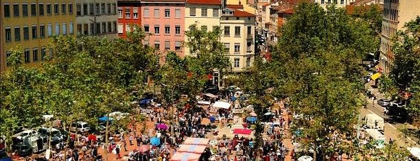 Place de La Croix-Rousse is one of Prive.