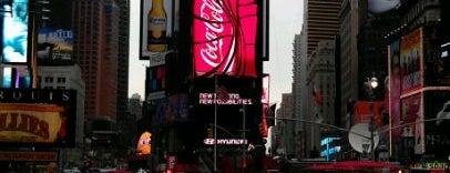 Times Square is one of World Sites.