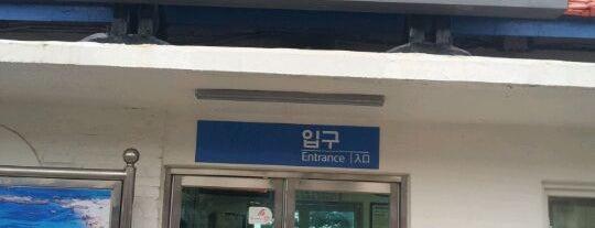 Jeongdongjin Stn. is one of 추억, 그리고 기억해두고 싶은 곳.