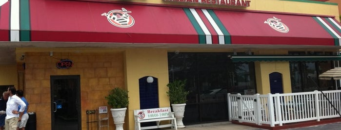 Gondolier Pizza is one of The 15 Best Family-Friendly Places in Clearwater.