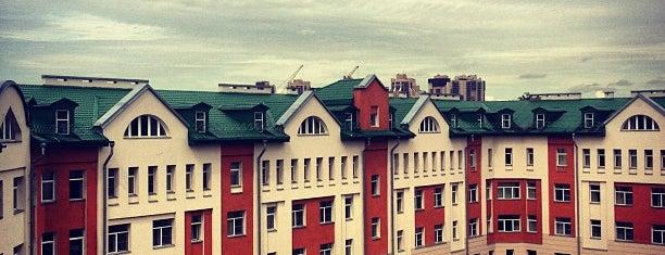 Отель Парк Крестовский / Hotel Park Krestovskiy is one of Н.
