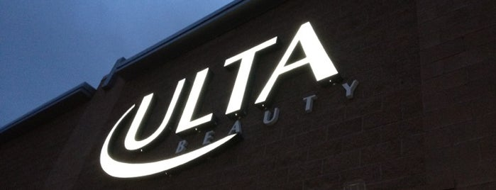 Ulta Beauty is one of Places tried: recommend.
