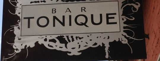 Bar Tonique is one of New Orleans.