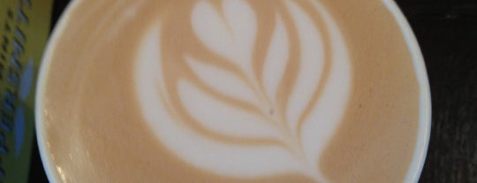 Taylor St Baristas is one of Hackney Coffee, yeah!.